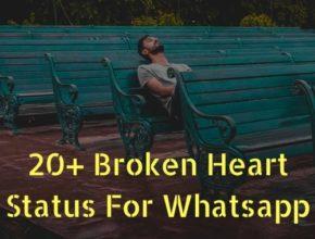 broken heart feature