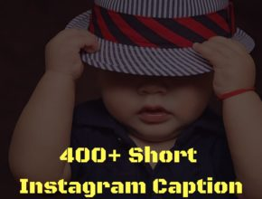instagram caption feature
